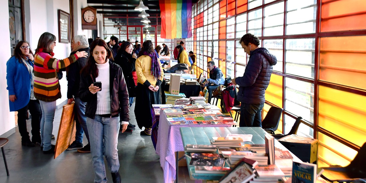 Comenzó la 5° Feria de Editoriales Independientes