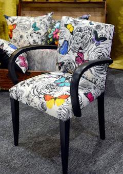 Butterly garden tissu ameublement chaise fauteuil canap et outdoor imprim Osborne  Little