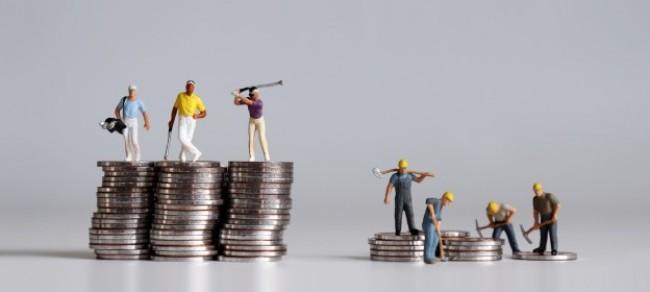 Le 50 persone più ricche degli USA posseggono più soldi della metà del paese
