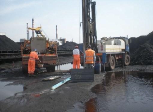 Taranto, bomba ecologica sotto i parchi minerali Ilva