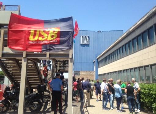 Usb, sciopero generale a Taranto: Ora serve il piano B