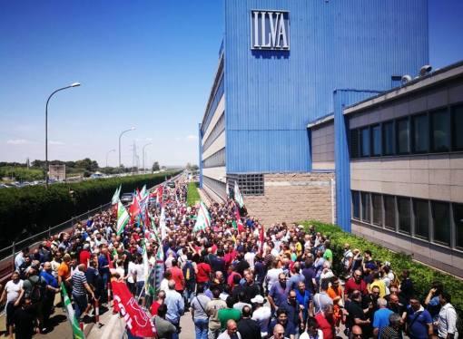 ArcelorMittal, a Taranto sciopero di 24 ore. Preoccupazione nell'appalto