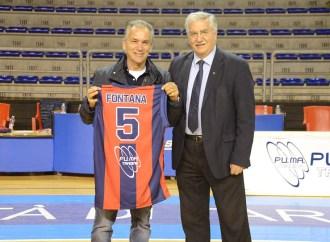 Stasera triangolare al Palafiom, coach Fontana spiega il Memorial Sportelli