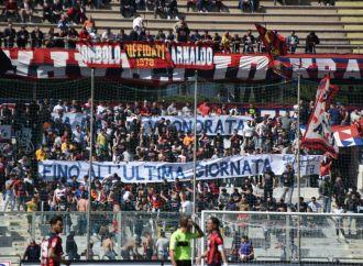 Taranto-Cavese 2-1 (galleria foto)