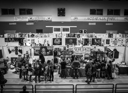 "Da oggi a Taranto la convention di tattoo, piercing e musica <span class=""dashicons dashicons-calendar""></span>"