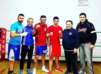 Boxe, con Boezio la Quero-Chiloiro punta al titolo italiano dei medi