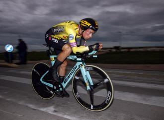 Roglic Vince la Tirreno-Adriatico sul filo dei secondi