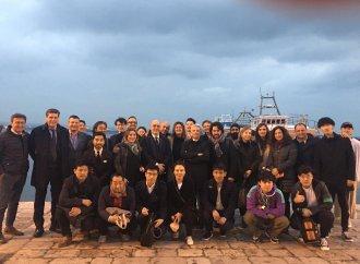 Moda, Taranto e la Puglia guardano a Oriente