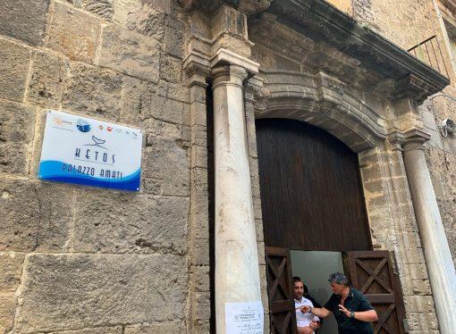 Taranto, Palazzo Amati rivive con Kétos