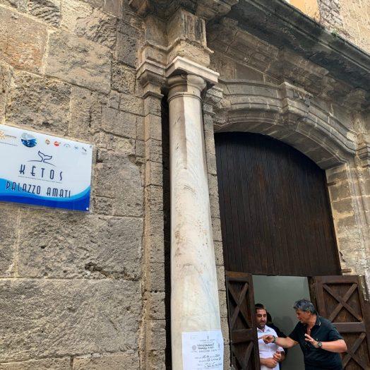 La Ringhiera|Home