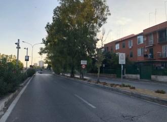 Via Ancona, due mesi di lavori nel sottopasso