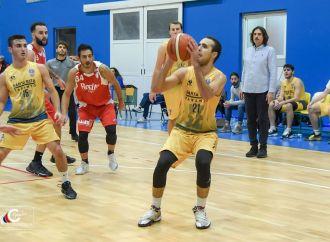 Santa Rita Taranto, metà gara da senior