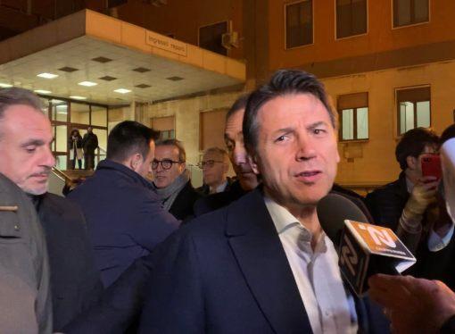 Melucci a Conte: Prenda le redini del Cis, Taranto attende i fatti