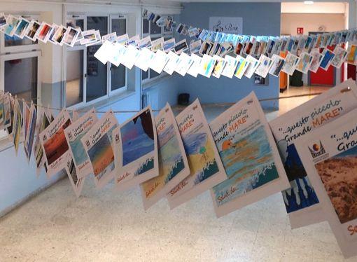 """""""Liside"""", 300 cartoline per raccontare il mare di Taranto"""