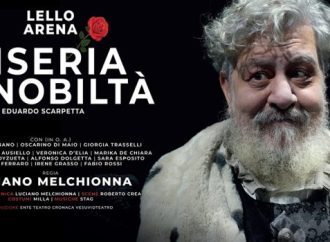"""No pasquà, solo veleno!"" Lello Arena, Fusco sold out  per Miseria e Nobiltà <span class=""dashicons dashicons-calendar""></span>"