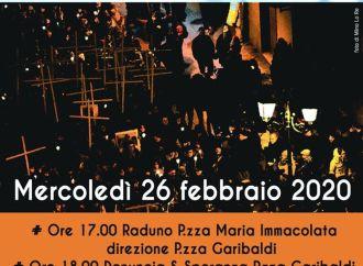 26 febbraio 2020, Taranto torna in piazza per le vittime dell'inquinamento