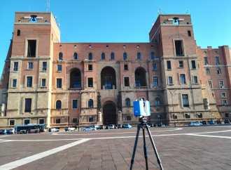 Palazzo del Governo si rifà il look. Fu inaugurato nel 1934
