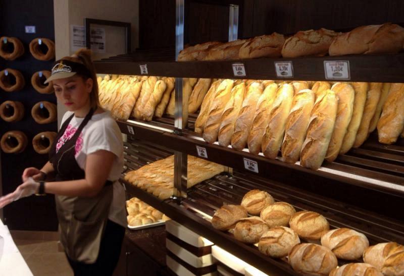 Για τρεις ημέρες ψωμί στη Λάρισα