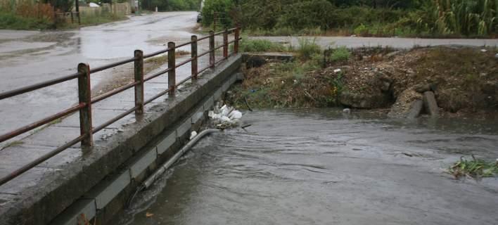 1 εκατ. ευρώ για τον καθαρισμό ρεμάτων και τη διευθέτηση χειμάρρων στην Π.Ε. Λάρισας