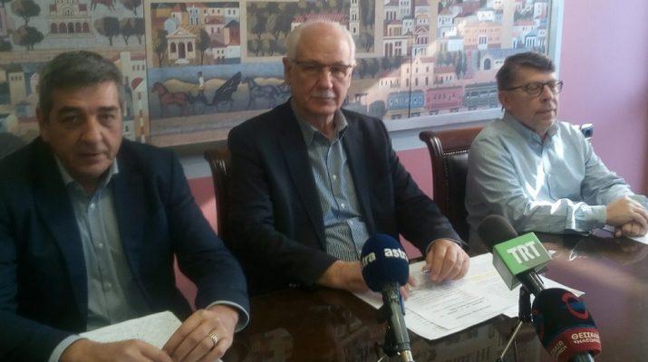 Νέο «κατηγορώ» Καλογιάννη κατά αντιπολίτευσης για το Πάρκο των Ευχών: «Επένδυσαν» πάνω σε επιχειρηματικά συμφέροντα