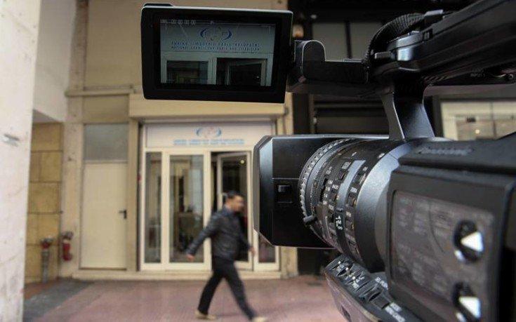 Τα πέντε κανάλια και η «Τηλεοπτική Ελληνική» που κατέθεσαν φάκελο για τηλεοπτική άδεια