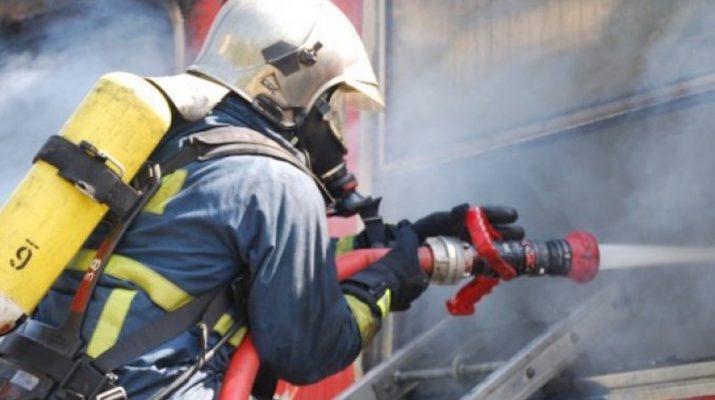 Φωτιά σε σπίτι στον Τύρναβο