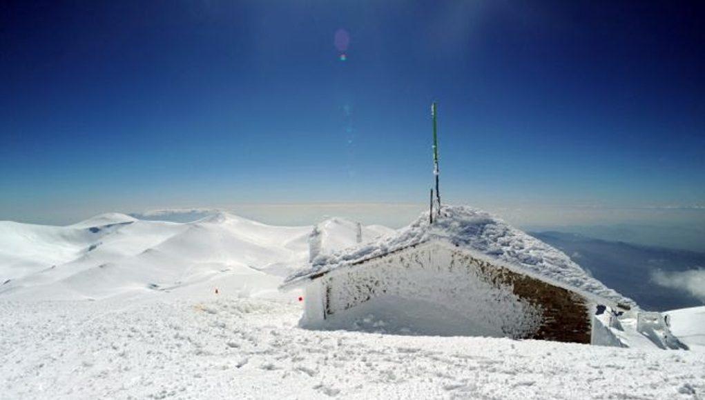 Χιόνια σε Όλυμπο και Κίσσαβο