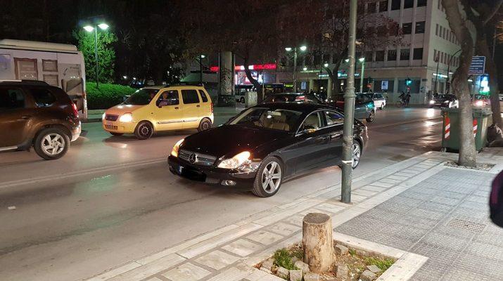 Λάρισα: Δώστε του το «Όσκαρ»! Πάρκαρε στην Κύπρου και μάλιστα στο αντίθετο ρεύμα!!! (ΦΩΤΟ)