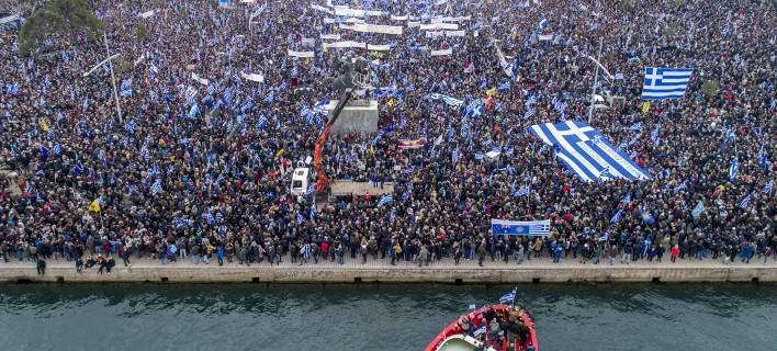 Προβληματισμός στο Μαξίμου με το συλλαλητήριο για το Σκοπιανό -Ποια τα νέα δεδομένα