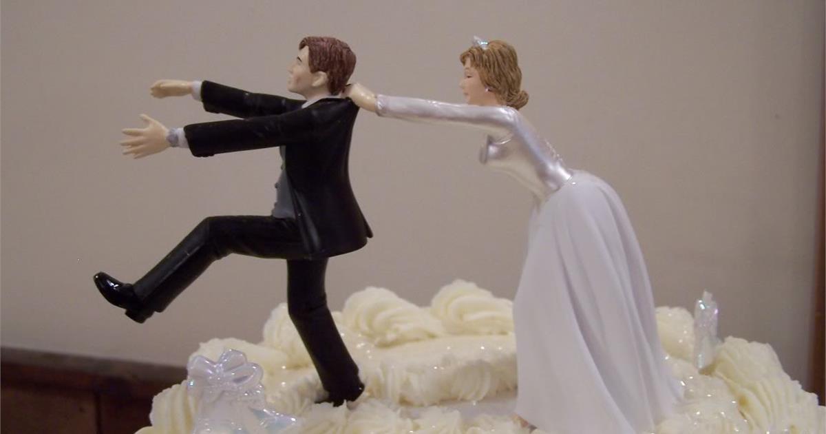 Χωρίζουν τα ζευγάρια που παντρεύονται ανήμερα του Αγ. Βαλεντίνου