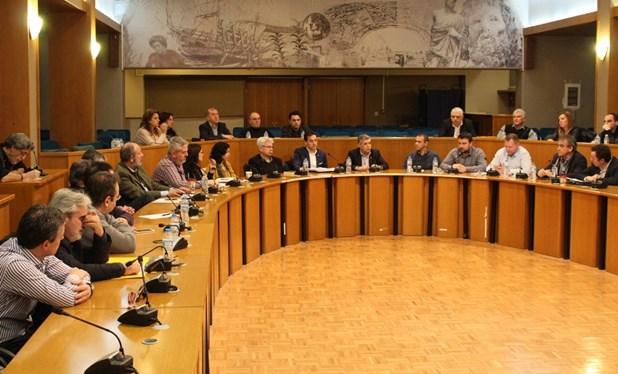 Σύσκεψη για την προώθηση της επιχειρηματικότητας στη Θεσσαλία