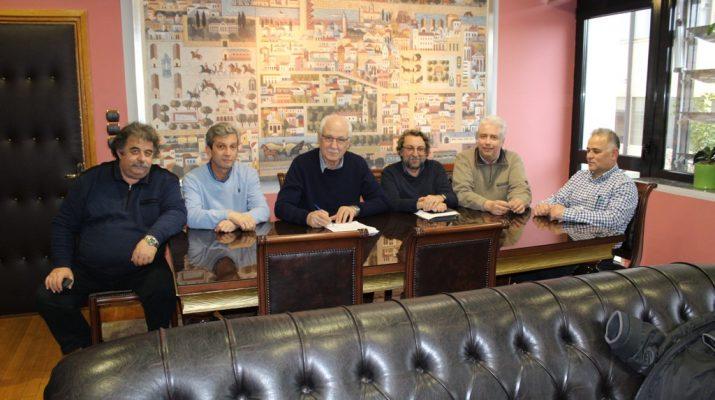 1,5 εκατ. ευρώ για την ανακατασκευή της Μανδηλαρά – Έργα και σε πλατείες της Λάρισας
