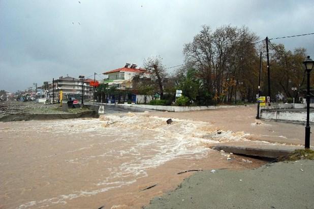Εκτακτη οικονομική ενίσχυση στους πληγέντες δήμους του νομού Λάρισας