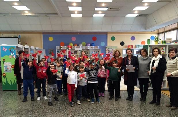 Ξεκίνησαν οι εκδηλώσεις για την «Εβδομάδα Παιδικής Λογοτεχνίας»