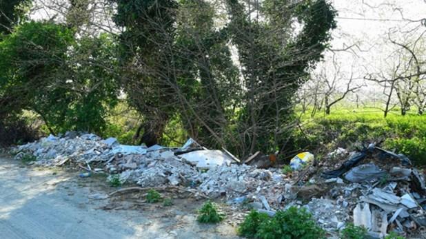 Παρέμβαση του Εισαγγελέα για σκουπιδότοπο στην Αγιά