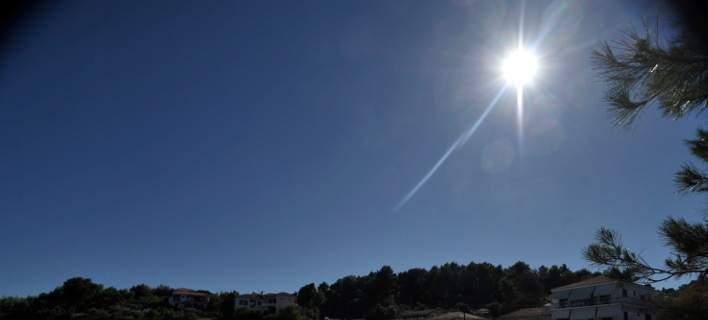Καλοκαιρινός ο καιρός σήμερα -Στους 29 βαθμούς η θερμοκρασία