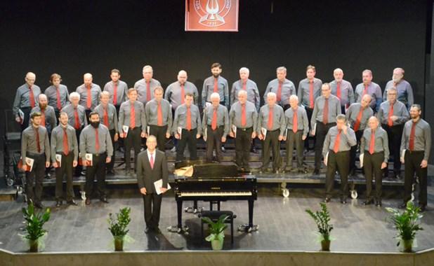 Η Χορωδία του Μουσικού Συλλόγου Λάρισας στη Βουλγαρία