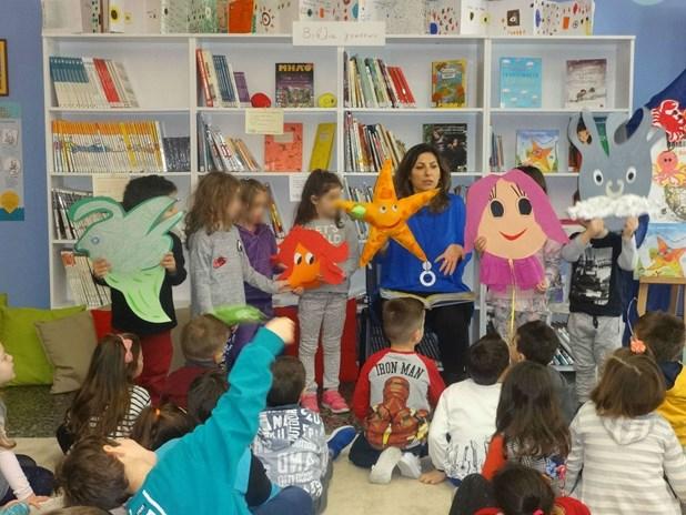 Ολοκληρώθηκαν οι εκδηλώσεις για την Εβδομάδα Παιδικής Λογοτεχνίας