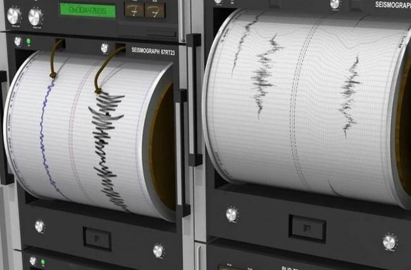 Σεισμός στην Νεάπολη Λακωνίας! 4,6 Ρίχτερ!