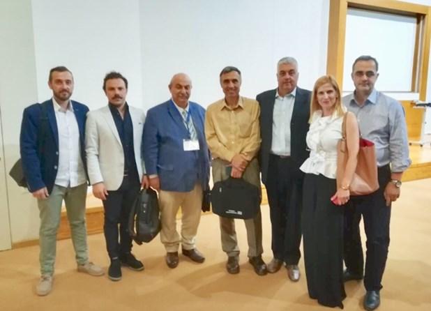 Eκπρόσωποι της ΕΜΕ Λάρισας στο πρώτο παγκόσμιο συνέδριο Μαθηματικών