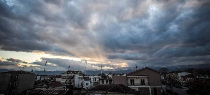 Η αναλυτική πρόγνωση του καιρού για σήμερα Πέμπτη στη Λάρισα