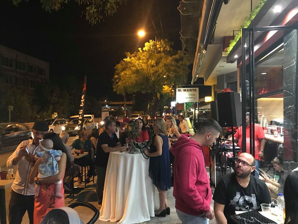 Στην πόλη της Λάρισας!! Πλήθος κόσμου στα εγκαίνια του 18ου CAFé Mé!! (ΦΩΤΟ)