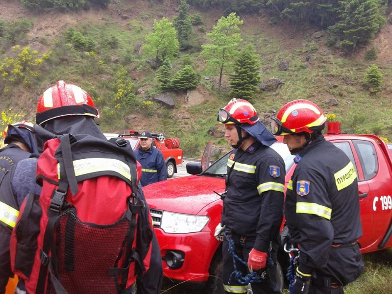 Εντοπίστηκαν οι ορειβάτες που είχαν χαθεί το Σάββατο