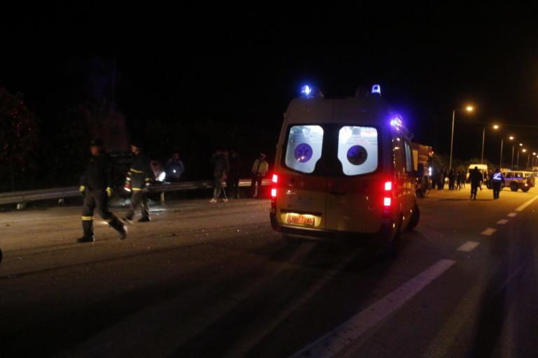 Τραγωδία: Δύο νεκροί σε τροχαίο