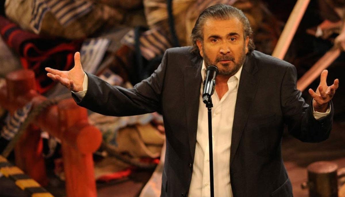 Ο Λαζόπουλος ανοίγει ξανά το «Αλ Τσαντίρι» - Δείτε σε ποιο κανάλι