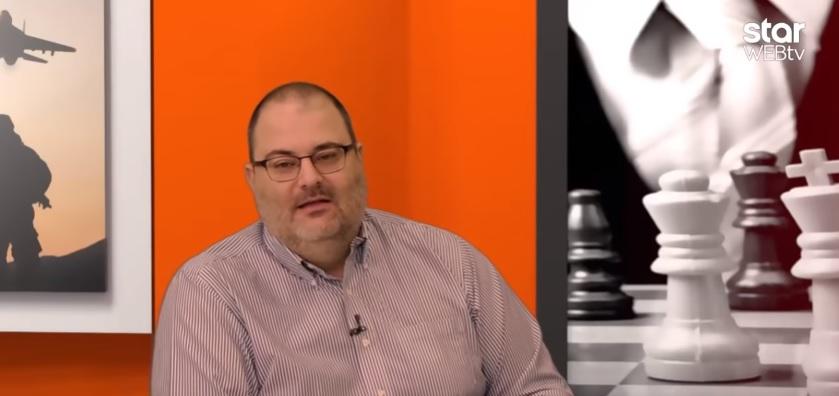 Στην εκπομπή LEADERS K.Βελόπουλος-Βγήκα αληθινός για το ξεπούλημα της Μακεδονίας
