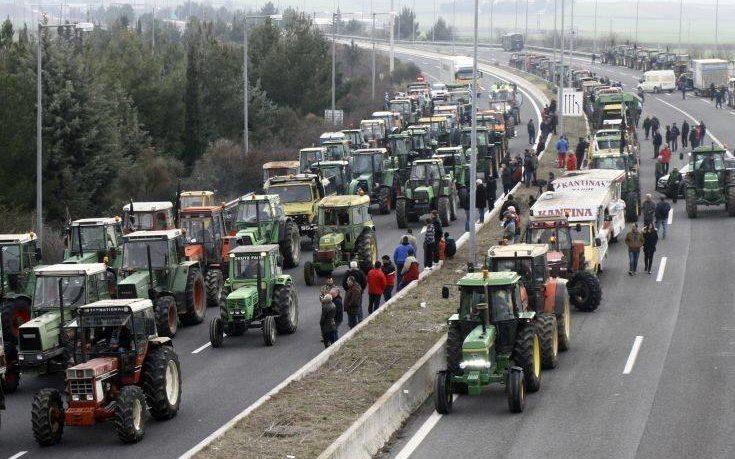 Αραχωβίτης σε αγρότες: Η πόρτα διαλόγου ανοιχτή - Η μορφή του αποκλεισμού των δρόμων είναι πια ξεπερασμένο μέτρο
