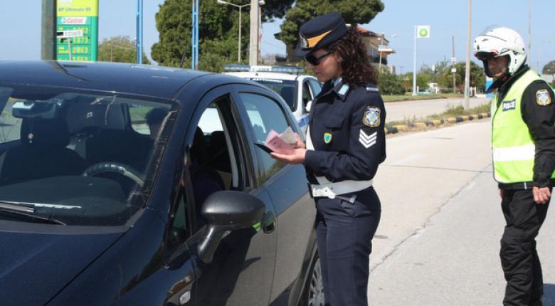 Με 4.996 παραβάσεις στους δρόμους της Θεσσαλίας έκλεισε ο Ιανουάριος