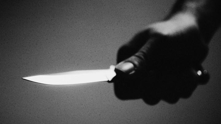Ο τσακωμός ενός ζευγαριού κατέληξε σε άγριο μαχαίρωμα