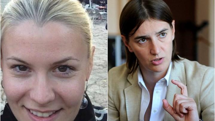 Γέννησε η σύντροφος της πρωθυπουργού της Σερβίας